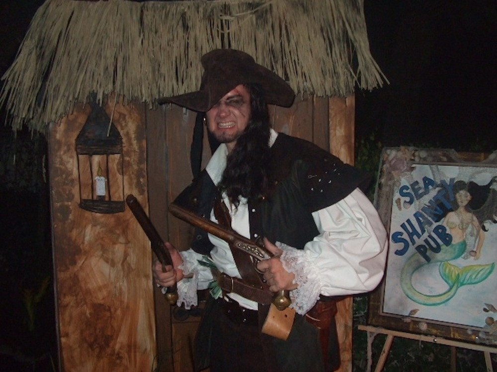 Pirates of the Caribbean Charity Event